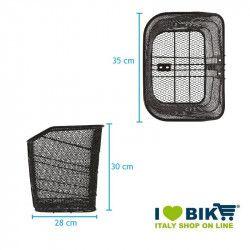 heavy duty front basket BRN - 2