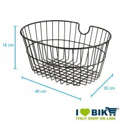 basket in front iron hooks without black BRN - 2