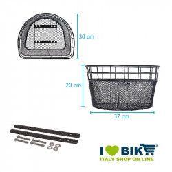 cestino anteriore colorato per bicicletta vendita accessori