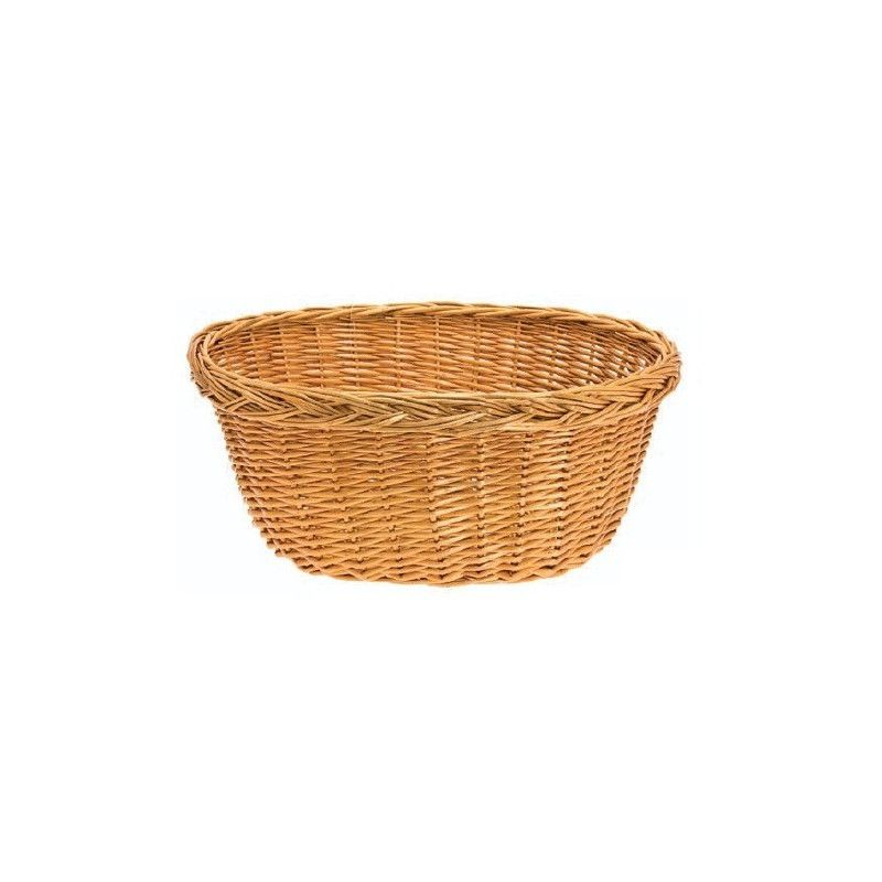 Wicker Basket in Holland natural RMS - 1