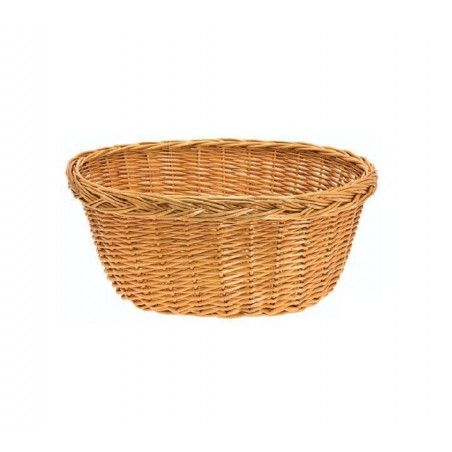 Wicker Basket in Holland natural