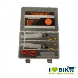 Kit Tr!ckstuff per spurgo freni a disco idraulici bike shop