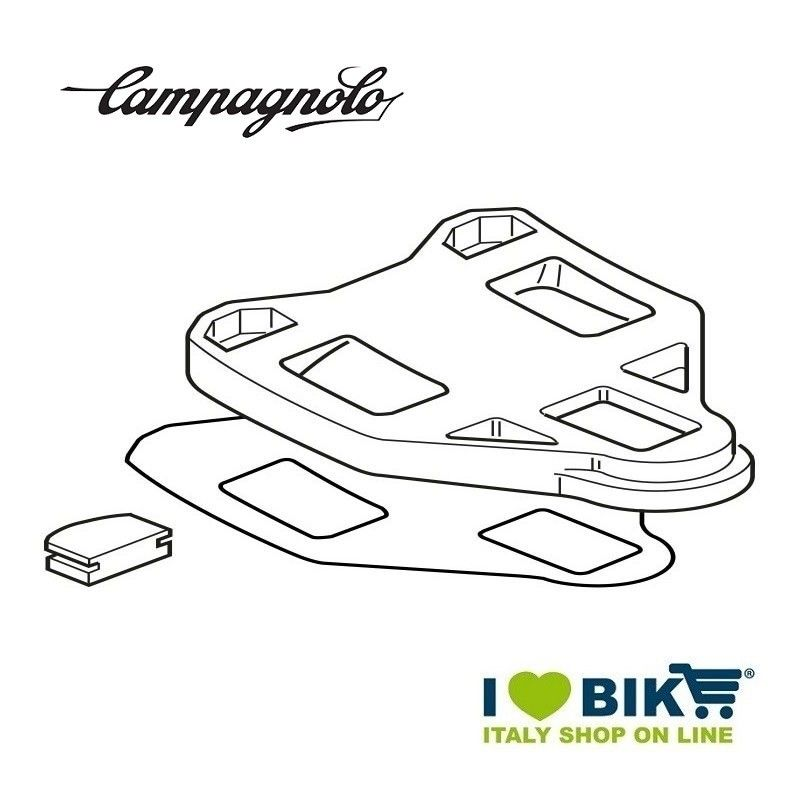 Couple Cleats Campagnolo adjustable PD-RE020 Campagnolo - 1
