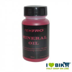 Olio minerale XLC per freno disco idraulici bike shop
