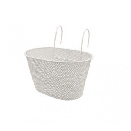 Basket in retinal white baby