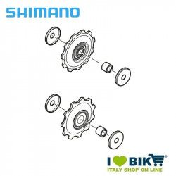Pulleys Kit for Shimano RD 640/670/675 / M7000 bike shop
