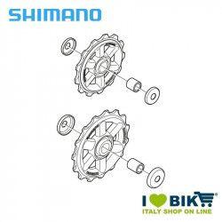 Pulleys Kit for Shimano Altus RD-M310 bike shop