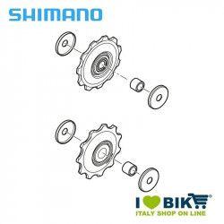 Pulleys Kit for Shimano ALIVIO RD-M410 bike shop