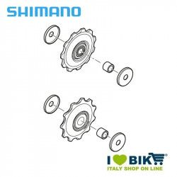 Pulleys Kit for Shimano ALIVIO RD-M410 bike shop