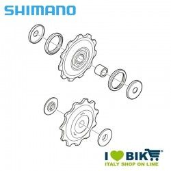 Pulleys Kit for Shimano Ultegra RD 6700 bike shop