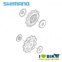 Pulleys Kit for Shimano XTR RD-M970 bike shop