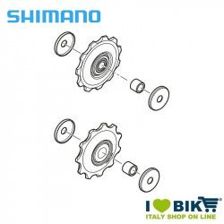 Pulleys Kit for Shimano Deore RD M593/610/615 bike shop