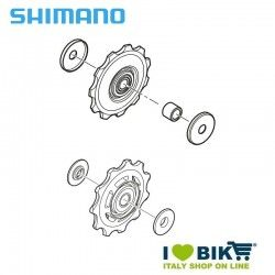 Pulleys Kit for Shimano XT M773 Shadow bike shop