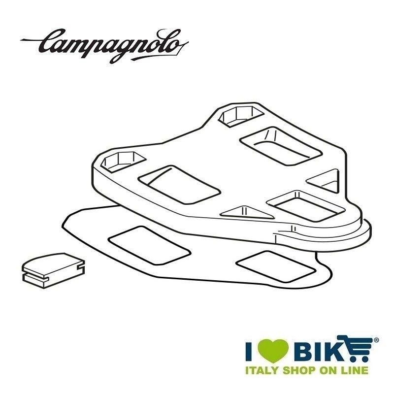 Paio Tacchette Campagnolo senza gioco PD-RE021 bike store