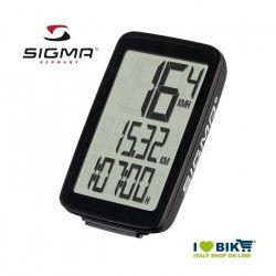 Ciclocomputer per bicicletta corsa Sigma Pure 1 Trendline con filo nero online store