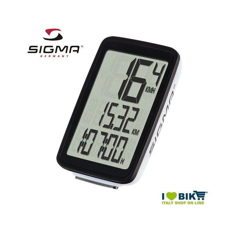 Ciclocomputer per bicicletta corsa Sigma Pure 1 ATS Trendline senza fili Bianco online store