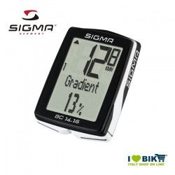 Cycle Computer Sigma BC 14.16 STS wireless with cadence kit online shop