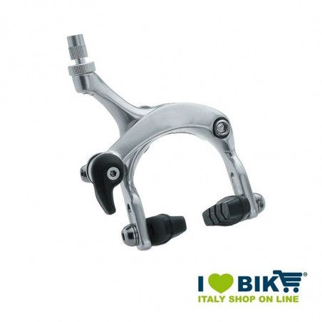 Pair brakes Race / Fixed silver