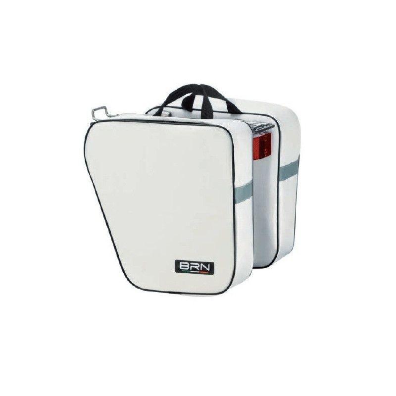 Bags separate white BRN - 1