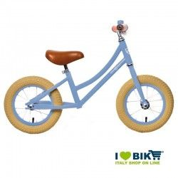 Bici senza pedali Rebel Kidz Azzurra