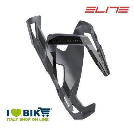 Bottle cage Elite Custom Race Plus black/gray matte online store