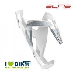 Bottle cage Elite Custom Race Plus Matt white / gray online store