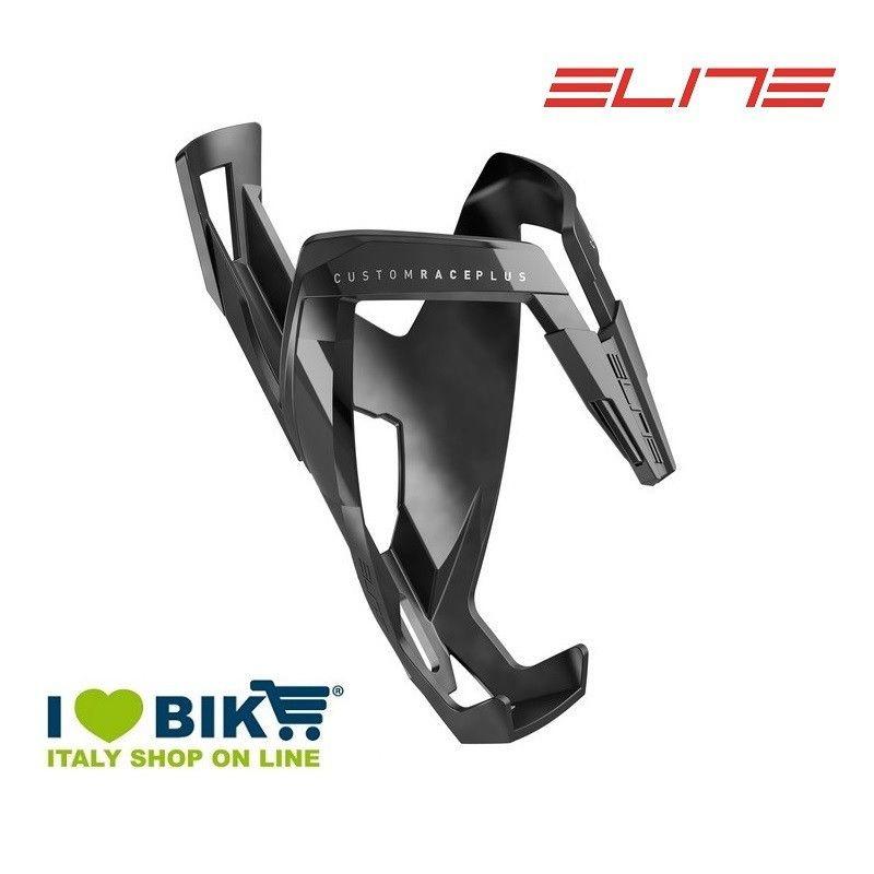 Portaborraccia per bici corsa Elite Custom Race Plus nero soft touch online shop