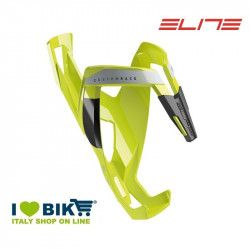 Portaborraccia per bici corsa Elite Custom Race Plus giallo fluo/nero online shop
