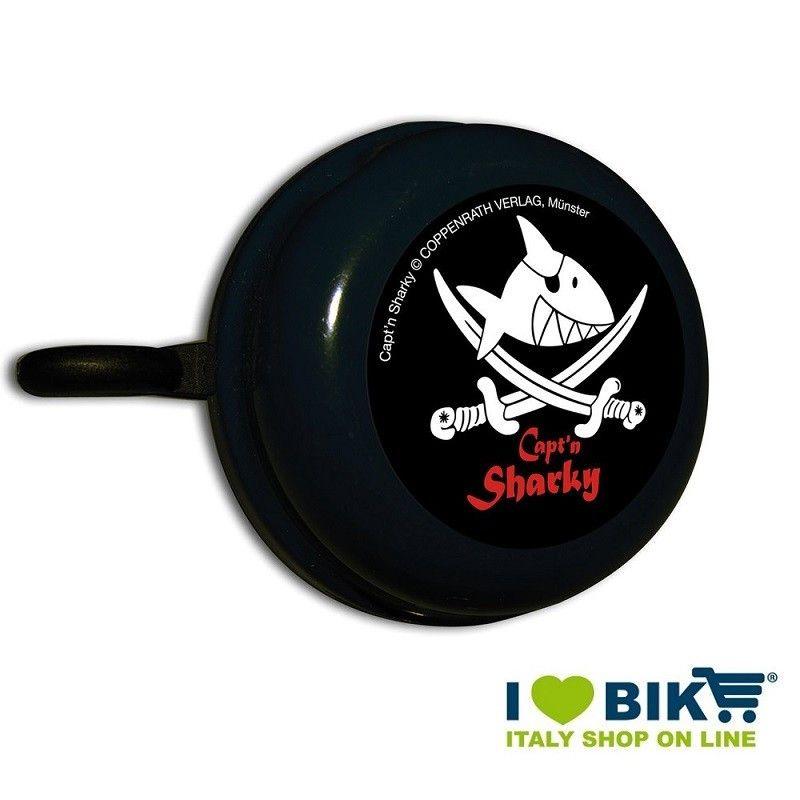 Campanello bimbo bicicletta Capt'n Sharky online shop