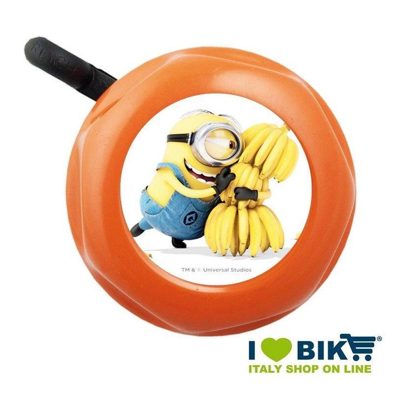Campanello bimbo bicicletta Minion online shop