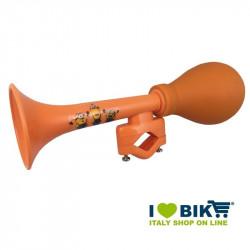 Minion trumpet in plastic online shop