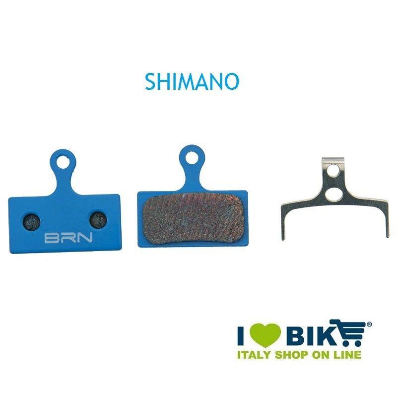 Paio pastiglie BRN sinterizzate Shimano XTR 2011 Hayes Prime online shop