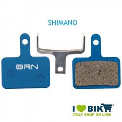 Pair BRN sintered pads Shimano DEORE M5015, M525, M465 for disc brakes bike shop
