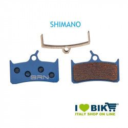 Pair BRN sintered pads Shimano XT BR-M755 - M756 for disc brakes bike shop