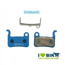 Pair BRN sintered pads Shimano XTR BR-M965, M966 for disc brakes bike shop