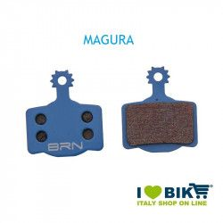 Pair BRN sintered pads Magura - MT2, MT4, MT6, MT8 for disc brakes bike shop