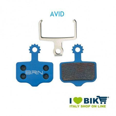 Pair BRN sintered pads AVID ELIXIR for disc brakes bike shop