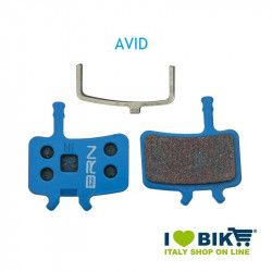 Pair BRN sintered pads AVID - Juicy 5, Juicy 7 for disc brakes bike shop