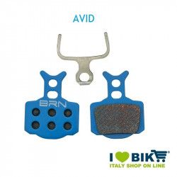 Pair BRN sintered pads AVID - Formula Mega The One for disc brakes bike shop