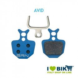 Pair BRN sintered pads AVID - Formula Oro for disc brakes bike shop