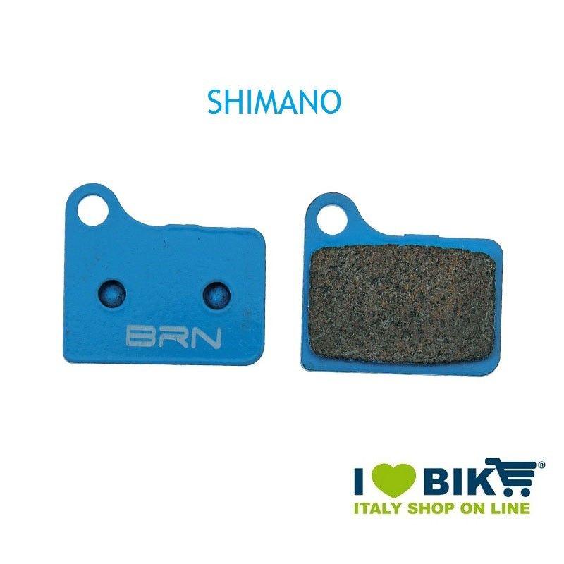 Paio pastiglie BRN sinterizzate Shimano - DEORE M555/Nexave online shop