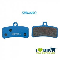 Pair BRN sintered pads Shimano - Saint for disc brakes bike shop