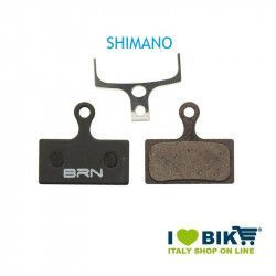 Pair BRN organic pads Shimano XTR 2011 Hayes Prime for disc brakes bike shop