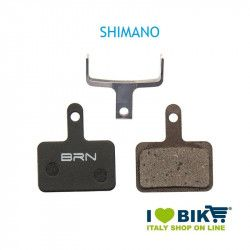 Pair BRN organic pads Shimano - DEORE M5015, M525, M465 for disc brakes bike shop