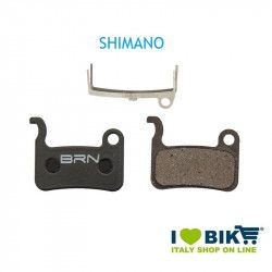 Pair BRN organic pads Shimano - XT BR-M965, M966 for disc brakes bike shop