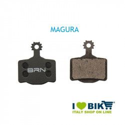 Pair BRN organic pads Magura - MT2, MT4, MT6, MT8 for disc brakes bike shop