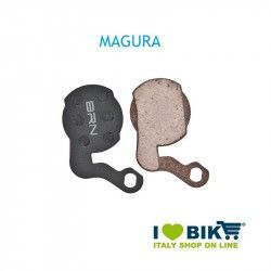 Pair BRN organic pads Magura - LOUISE 2007 / 2008 for disc brakes bike shop