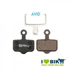 Pair BRN organic pads AVID ELIXIR for disc brakes bike shop