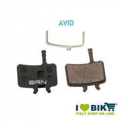 Pair BRN organic pads AVID - Juicy 5, Juicy 7 for disc brakes bike shop