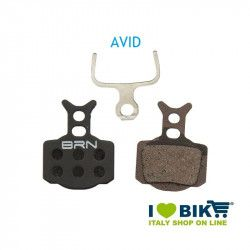 Pair BRN organic pads AVID - Formula Mega The One for disc brakes bike shop